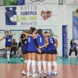 2^ giornata d'andata 26 ottobre 2013 - Sigel Pallavolo Marsala vs Gimam AGS Volalto Caserta