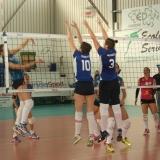 Sigel Pallavolo Marsala vs Degregorio Terracina (1-3)