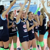 Sigel Pallavolo Marsala vs Napoli Volley (3-0)