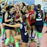 Sigel Pallavolo Marsala vs Demo.co.s Cutrofiano (3-0)