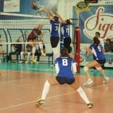 Sigel Pallavolo Marsala vs Betitaly Volley Maglie (0-3)