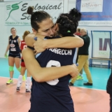 Sigel Pallavolo Marsala vs Betitaly Volley Maglie (3-1)