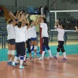 Amichevole 4 ottobre 2013 - Sigel Pallavolo Marsala vs Akragas Volley