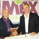 Firma del contratto tra Imex e Pallavolo Marsala