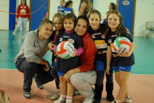 Festa di Natale in volley....!! 14
