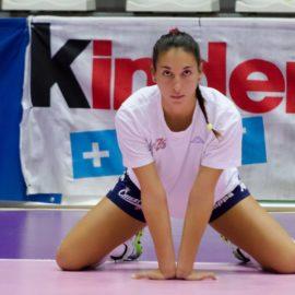 Silvia Agostino è il nuovo libero