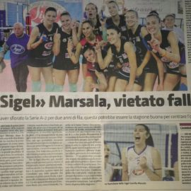 Parlano di noi…interessante focus sul Giornale di Sicilia