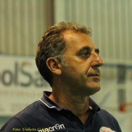 Luciano Tagnesi nello staff tecnico