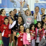 Sigel Pallavolo Marsala vs Proger Volley Friends Roma (3-1)