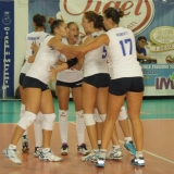 Sigel Pallavolo Marsala vs Demo.Co.S Cutrofiano LE (1-3)
