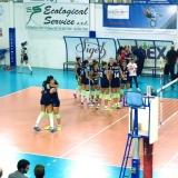 Sigel Pallavolo Marsala vs Volley Terracina (3-1)